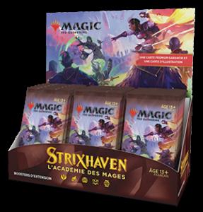 Magic Strixhaven (STX) : Boite de 30 booosters d'extension