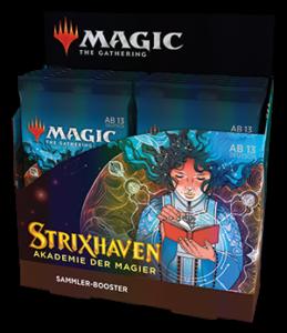 Magic Strixhaven (STX) : Display - Booster Collector FR (x12)
