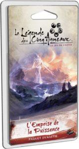 La Légende des 5 Anneaux : l'Emprise de la Puissance (5.5)