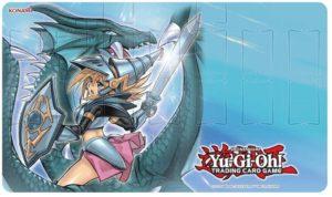 Tapis Dark Magician girl The Dragon Knight