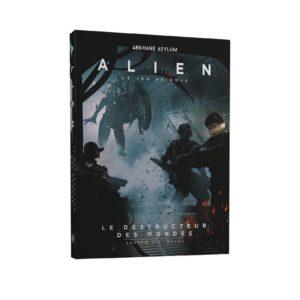 Alien, le Destructeur des Mondes