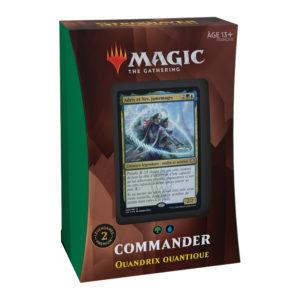 Magic Strixhaven (STX) : Commander Deck FR - Green, Variation Magic
