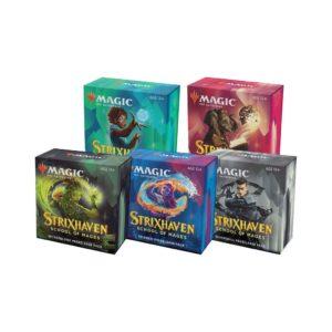 Magic Strixhaven (STX) : Pack d'Avant-Première