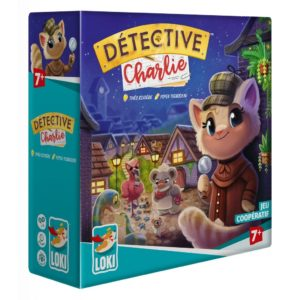 detective charlie | Jeux Toulon L'Atanière