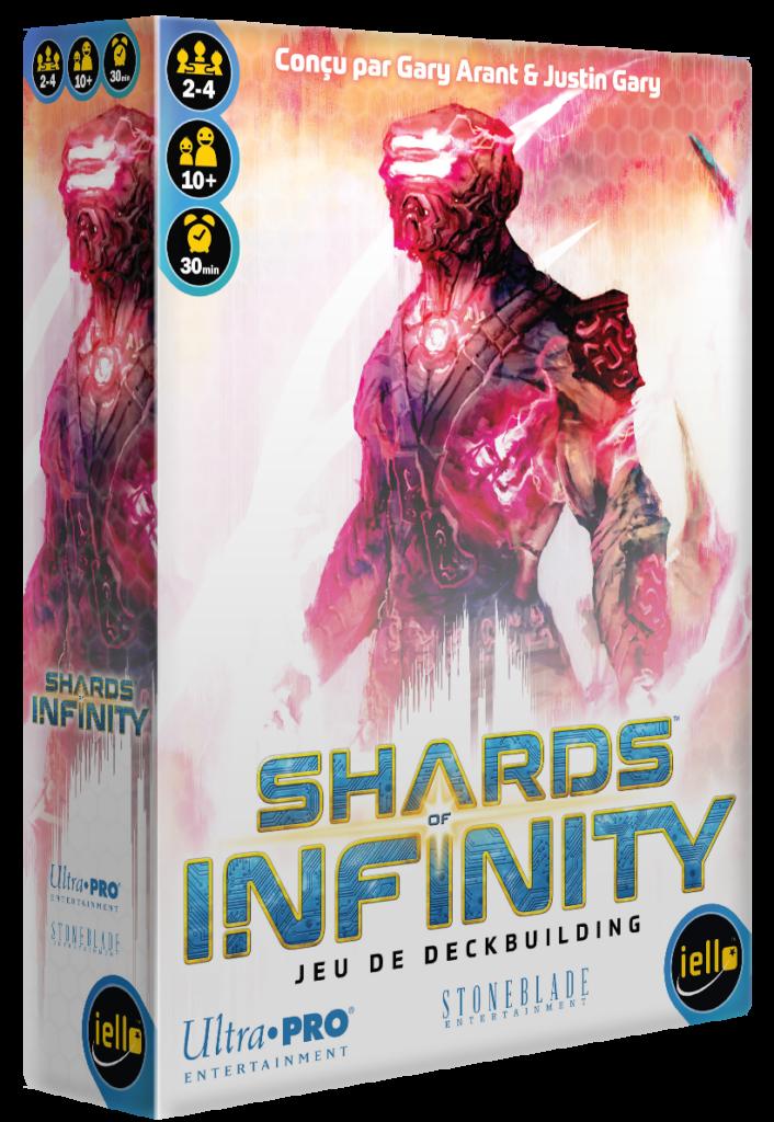shards of infinity boite | Jeux Toulon L'Atanière