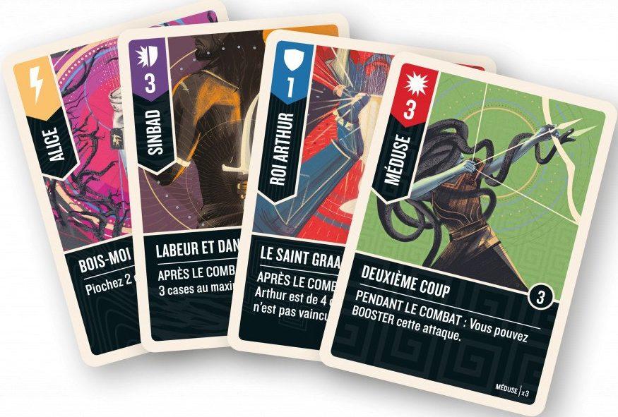 unmatched combat de legende volume 1 cartes | Jeux Toulon L'Atanière