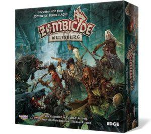 Zombicide Black Plague : Wulfsburg