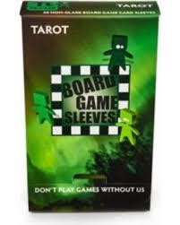 Pochettes Arcane Tinmen : Tarot (x50)