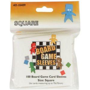 Pochettes Arcane Tinmen : Square Carré 70X70