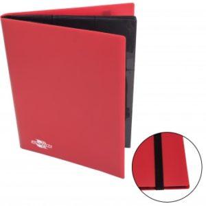 Portfolio A4 Blackfire Flexible Album : Red