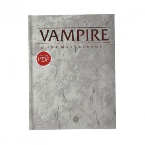 Vampire V5 : La Mascarade Edition Deluxe