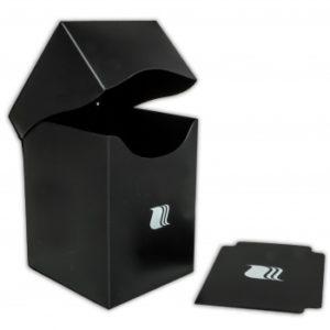 Deck Box 100+ Blackfire : Black