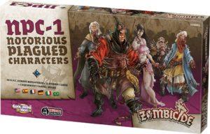 Zombicide Black Plague : NPC 1