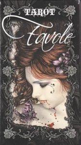 Cartes Tarot : Favole (Victoria Francès)