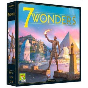 7 Wonders (2de édition).