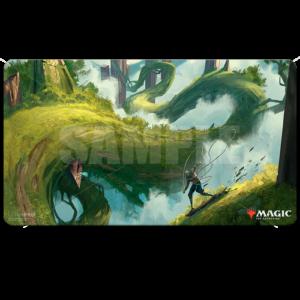 Tapis Magic Zendikar Rising : Passage de Flottebranche (V8)