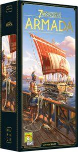 7 Wonders : Armada (2e édition)