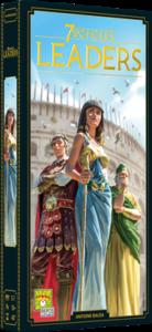 7 Wonders : Leaders (2e éd.)