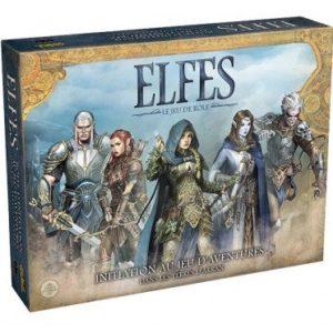 Elfes : Initiation au jeu de rôle dans les Terres d'Arran