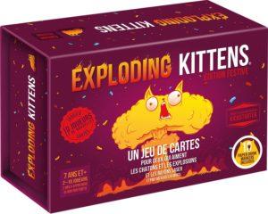 Exploding Kitten : Edition Festive