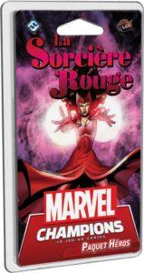 Marvel Champions : La Sorcière Rouge (scarlet witch)
