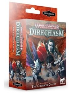 Warhammer Underworld : La Cour Ecarlate Fr