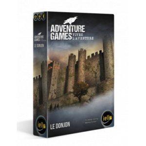 Adventures Games : Le Donjon