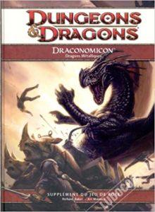 DD4 : Draconomicon 2 - Dragons Métalliques