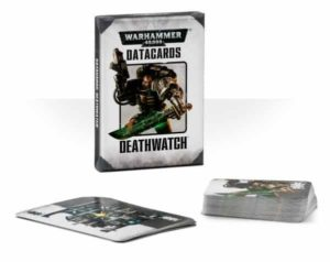 Deathwatch : Datacards (2016)