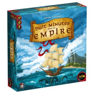 Huit Minutes pour un Empire
