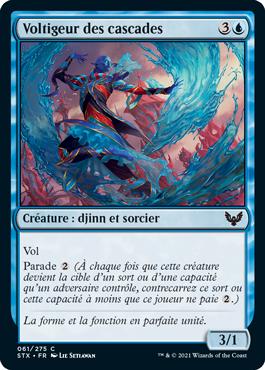 voltigeur des cascades Strixhaven STX MTG Magic the Gathering Wizards of the Coast | Jeux Toulon L'Atanière