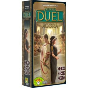 7 Wonders Duel : Agora (2e extension)