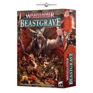 Warhammer Underworld : Beastgrave (Base)