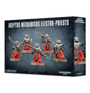 Adeptus Mechanicus : Electro-Priests