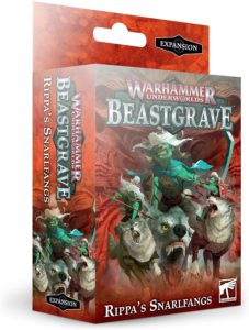 Warhammer Underworld : Snarlfangs de Rippa