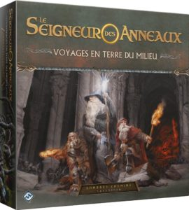 Le Seigneur des Anneaux- Voyages en Terre du Milieu : Sombres Chemins