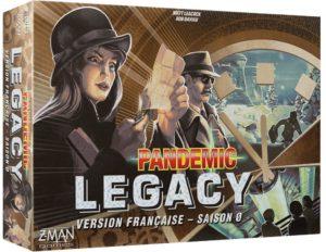 Pandemic Legacy : Saison 0 (VF)