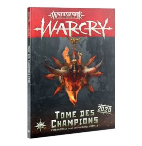 Warcry : Tome des Champions 2020