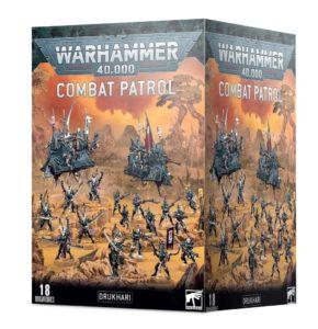 Drukhari : Combat Patrol (patrouille)