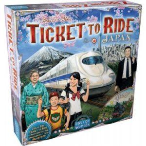 Les Aventuriers du Rail : Japon / Italie