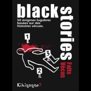 Black Stories : Faits Vécus
