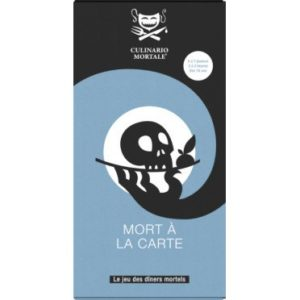 Culinario Mortale : Mort à la Carte