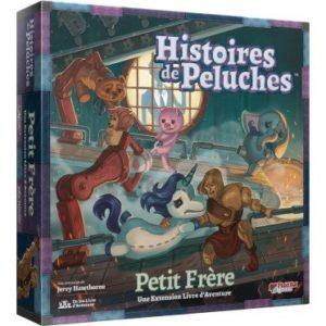 Histoires de Peluches : Petit Frère (extension 1)