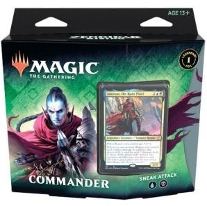 Magic Renaissance de Zendikar (ZNR) : Deck Commander