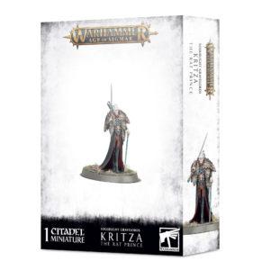 Soulblight Gravelords : Kritza the Prince Rat