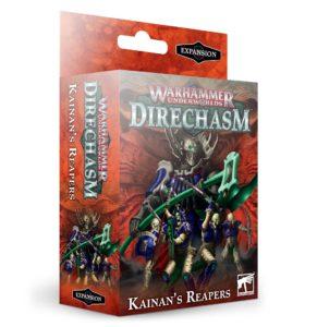 Warhammer Underworlds : Collecteur de Kainan FR
