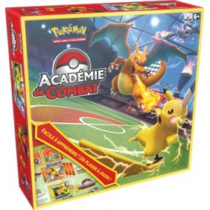 Coffret Académie de Combat Pokémon