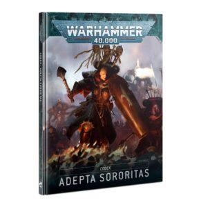 Adepta Sororitas : Codex V9