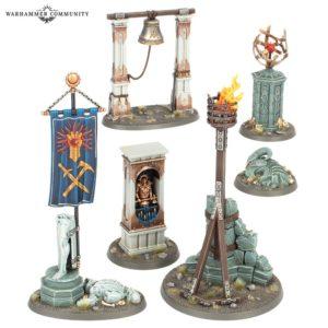 Age of Sigmar : Set d'Objectifs des Royaumes