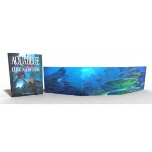 Aquablue, le Jeu d'Aventures : Ecran
